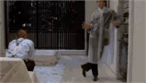 The popular American Psycho GIFs everyone's sharing