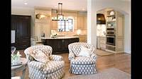 family room designs Best Modern Kitchen Family Room Combo Combination Layout ...