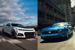 Chevrolet Camaro vs. Ford Mustang: Which Car is Right for Me? - AutoGravity
