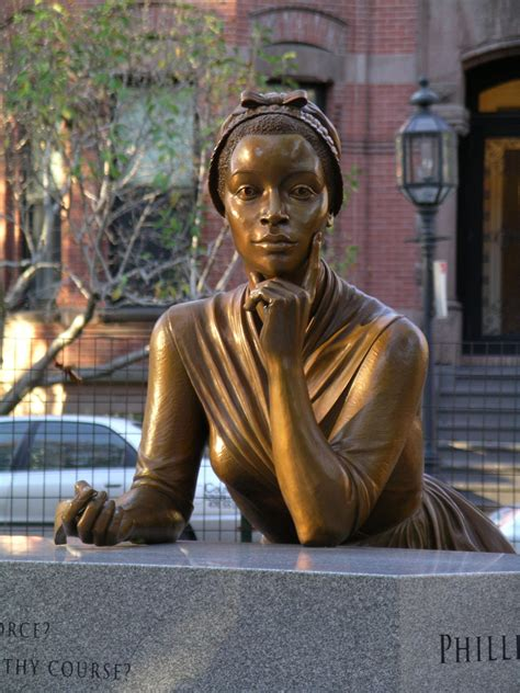 Phillis Wheatley Quotes And Meaning Quotesgram