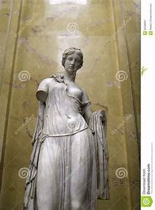 Ancient Culpture Of Aphrodite Royalty Free Stock ...
