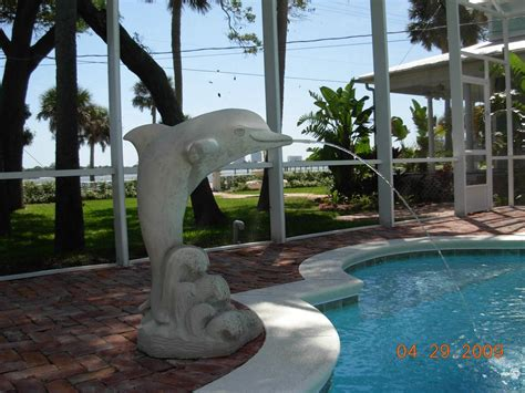 pool jacuzzi manatee dolphins kayaks canoe bicycles fishing victorian house ormond beach