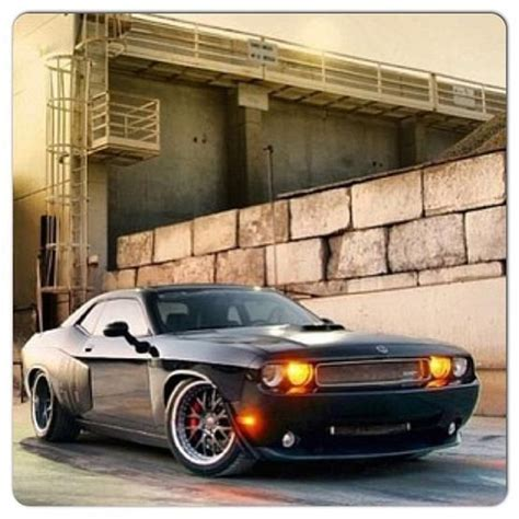 Bad Boy! Dodge Challenger Click On The Pic & Sign Up To
