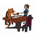 Clipart Restaurant Lunch Webstockreview Loyalty Tale Tiger