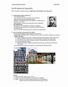 Merkmale Der Gotik : referat die architektur von antoni gaud ~ Lizthompson.info Haus und Dekorationen