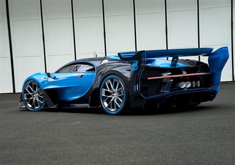 future bugatti bugatti vision gran turismo in the flesh primed for gt6