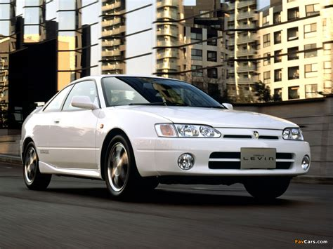 Toyota Corolla Levin Bzr (ae111) 19972000 Wallpapers