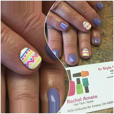 Wij maken uitsluitend gebruik van kwaliteitsmerken als opi en cnd. Pin by In Style Salon Inc. on Nails by Rachel | Nails