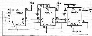 Electronic Circuits For Beginners  Divide By 5 Counter