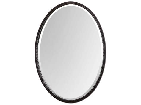 Uttermost Casalina 22 X 32 Oil Rubbed Bronze Oval Wall