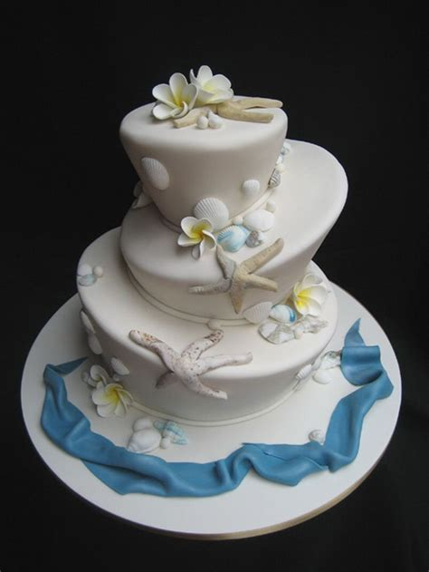 beach wedding cakes unique wedding cakes designs pinterest