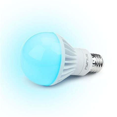 nyrius smart led multicolor light bulb review rating