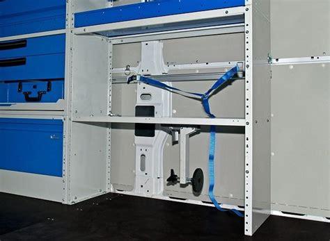 scaffali per furgoni usati scaffalature per furgoni
