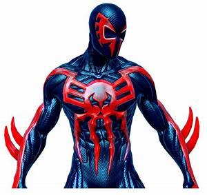 spiderman 2099 Minecraft Skin