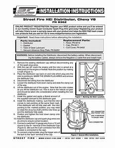Msd Street Fire Distributor Wiring Diagram