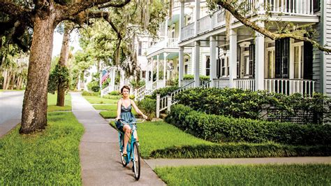 southern towns best small towns in the south southern living