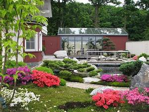 bauen wintergarten im japanischen stil von solarlux With französischer balkon mit winterharte pflanzen für japanischen garten