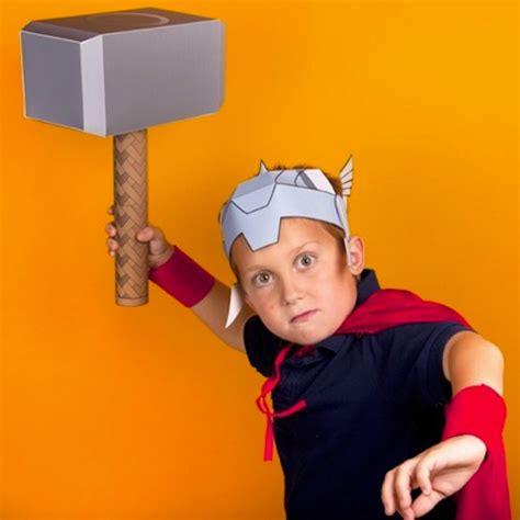 disfraces infantiles caseros superheroes de marvel