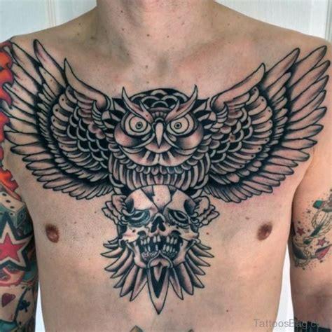 glorious chest tattoos  men