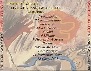 Poco Domäne Spandau : fresh alive en vivo y en directo spandau ballet live at glasgow apollo ~ Eleganceandgraceweddings.com Haus und Dekorationen