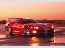2000 Dodge Viper GTSR Concept Images, Specifications