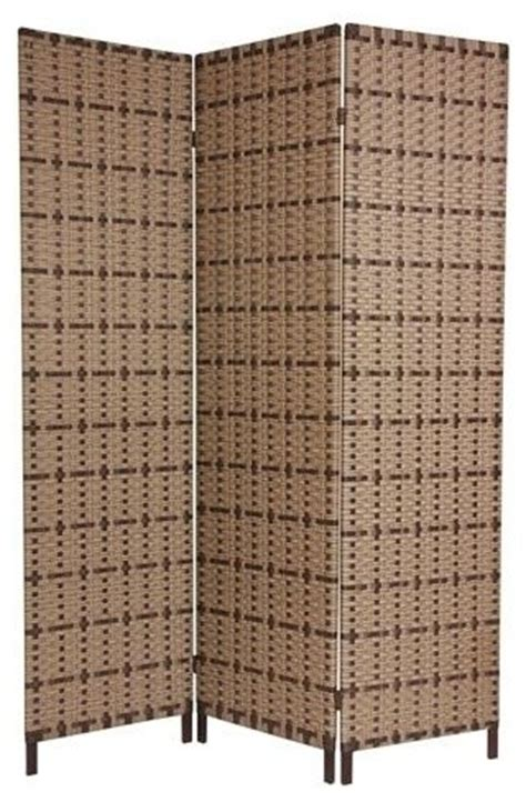6 ft tropical outdoor privacy screen traditional