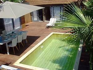 Prix Petite Piscine : installateur mini piscine en bois var toulon nice marseille ~ Premium-room.com Idées de Décoration