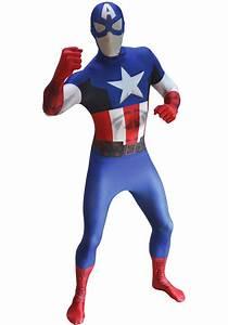Captain, America, Morphsuit