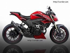 Konsep Modifikasi Honda New Cb150r Streetfighter