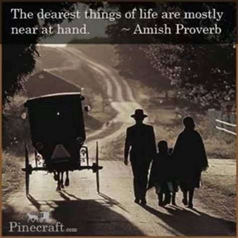 amish proverbs images  pinterest amish