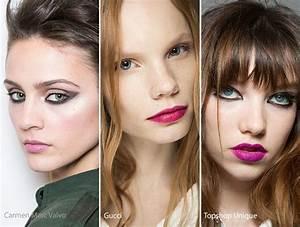 Trends Winter 2017 : fall winter 2016 2017 makeup trends fashionisers ~ Buech-reservation.com Haus und Dekorationen