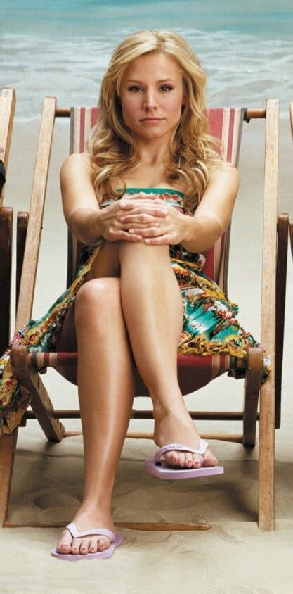 kristen bell feet  amazing  attractive pictures etcly
