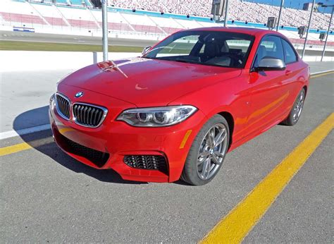 Review The 2014 Bmw M235i  Worthy Successor To The