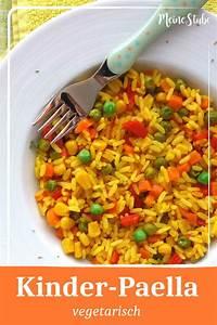 Gemüse Für Kinder : kinder paella mit buntem gem se ein vegetarisches ~ A.2002-acura-tl-radio.info Haus und Dekorationen