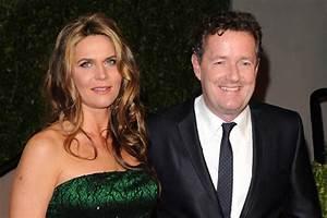 Celia Walden- Morgan: Piers Morgan 's Wife (bio, wiki, photos)