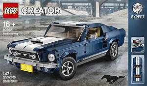 Lego Creator Expert 10265 Ford Mustang Review