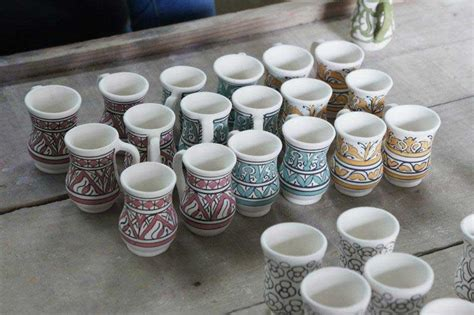 morocco s traditional crafts pottery and zellige tilework mint tea tours ceramic white vases purple daze ceramic wall vase 1273 best glass cameo images on pinterest