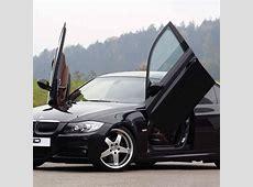 LSD Doors® BMW 3Series 2007 Lambo Vertical Doors Kit
