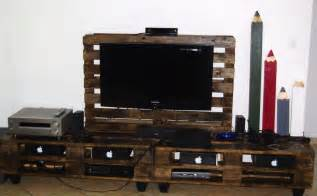 house plans for cabins stand tv le en palettes pallet tv stand l pallet ideas 1001 pallets