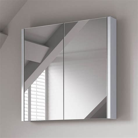 Bathroom Wall Cabinet With Mirror by Best 25 Bathroom Mirror Cabinet Ideas On