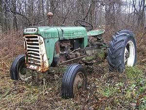 Oliver 550 1958 Worth Restoring