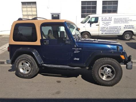 Jeep Wrangler Color Hardtop by Paint Code For Spice Color Hardtop On Models