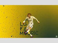 Wallpaper Luka Modric, Croatian, Footballer, Real Madrid