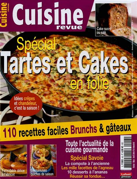 revue cuisine cuisine revue n 43 kitchen review n 43 tom press