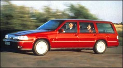 volvo  wagon automatic related infomation