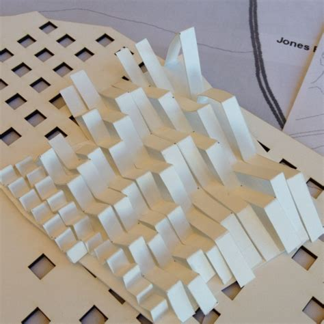 Site Concept Model  Studio  Pinterest Models