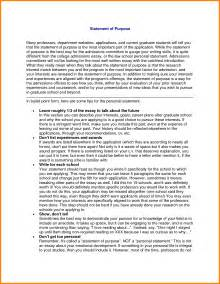 12 Cover Letter Statement Of Interest Examples Case