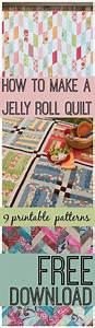 Bettdecken Größen Tabelle : 56 besten jelly roll quilts bilder auf pinterest steppmuster biskuitrolle quilts und tagesdecken ~ Indierocktalk.com Haus und Dekorationen