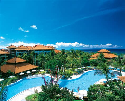 Bali Hilton International And Ayodha Palace Bali Travel