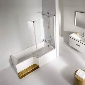 Pare Douche Lapeyre : lapeyre baignoire douche salle de bain pinterest ~ Zukunftsfamilie.com Idées de Décoration